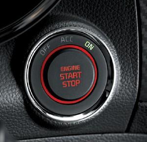کلید هوشمند برای ورود آسان و روشن کردن موتور